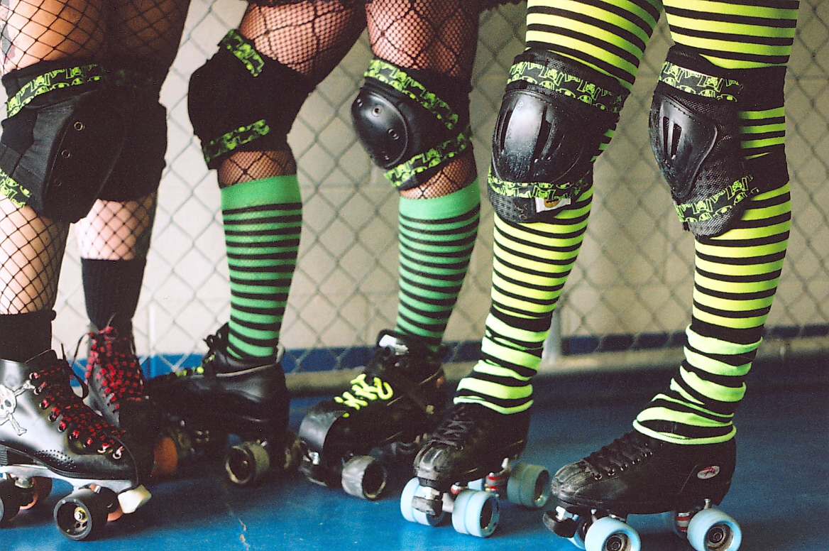 Why Roller Derby is the Official Sport of Feminism (Interview)